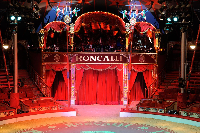 Wissenswertes 252 Ber Roncalli Circus Roncalli Jubil 228 Um