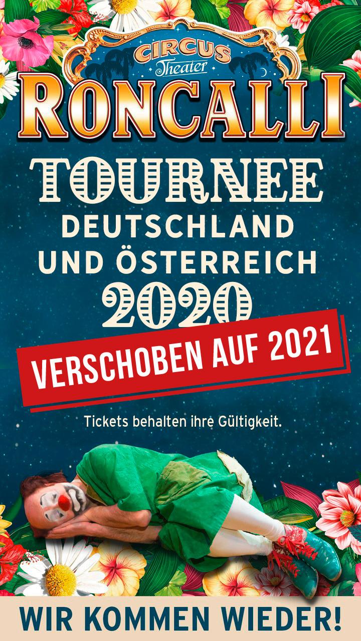 Roncalli Köln 2021