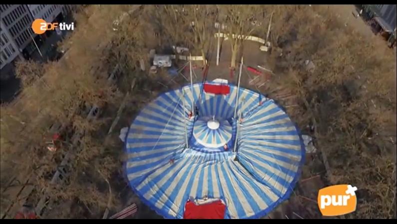 """ZDF tivi – Pur """"So ein Circus"""""""