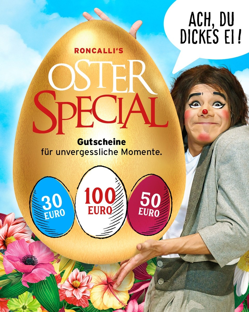 Oster Special 2021