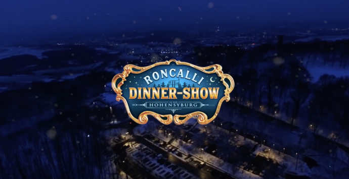 Roncalli Dinnershow Dortmund